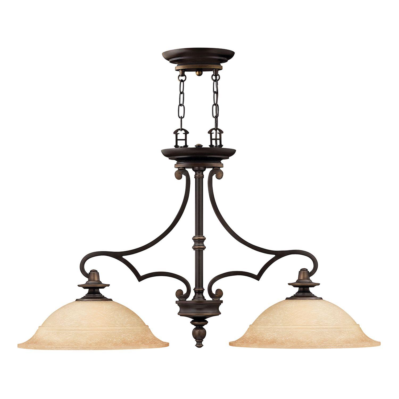 Pendelleuchte ANABELL 9 Bronze 2 flmg kürzbar Wohnzimmer Esstisch Rustikal Lampe   eBay