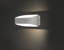 Plafoniere Led Moderne : Led esterni plafoniera lampada da soffitto grigio scuro alluminio