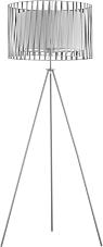 stehlampe holz creme h 140cm e27 skandinavisches design wohnzimmer stehleuchte ebay. Black Bedroom Furniture Sets. Home Design Ideas