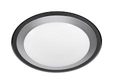 Plafoniera Led Soffitto : Plafoniera ø37cm bianco led lampadina a risparmio energetico lampada