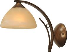 Rustica lampada da parete luce antique marrone illuminazione ebay