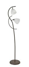 pendelleuchte 2x e27 massives edelstahl edelstahl decke lampe k chenlampe innen ebay. Black Bedroom Furniture Sets. Home Design Ideas