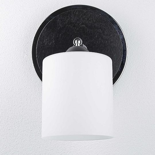 Elegante Wandleuchte in Chrom E27 Wandlampe Wand Leuchte Modern Wohnzimmer NEU