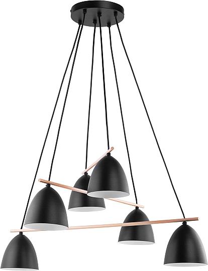 Pendelleuchte Weiß 3xE27 Lampe Vintage Hängeleuchte Küchenlampe Decke Hängelampe