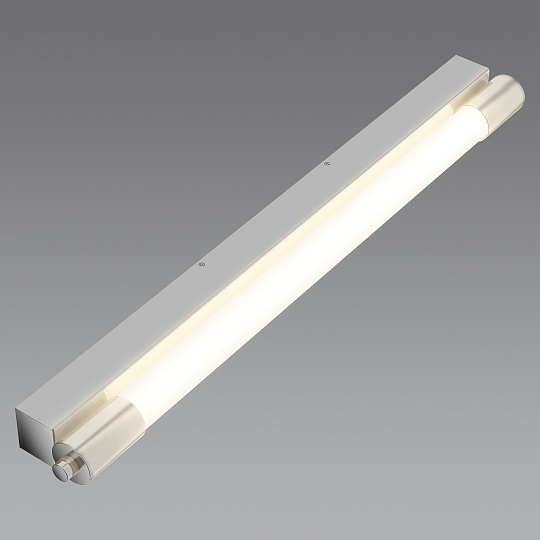 spiegelleuchte alice 27499 t5 leuchtstoffr hre chrom lampe leuchte badlampe ebay. Black Bedroom Furniture Sets. Home Design Ideas