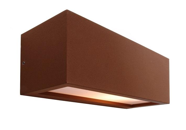Moderno up down lampada applique per esterni rilongo da parete