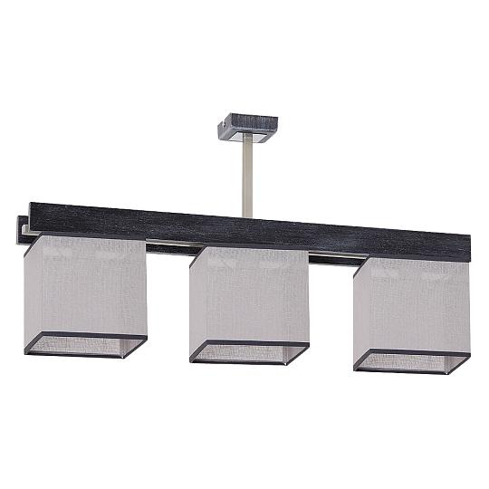 bauhaus deckenleuchte 3x e27 schwarz leuchte deckenlampe decke innen wohnzimmer ebay. Black Bedroom Furniture Sets. Home Design Ideas