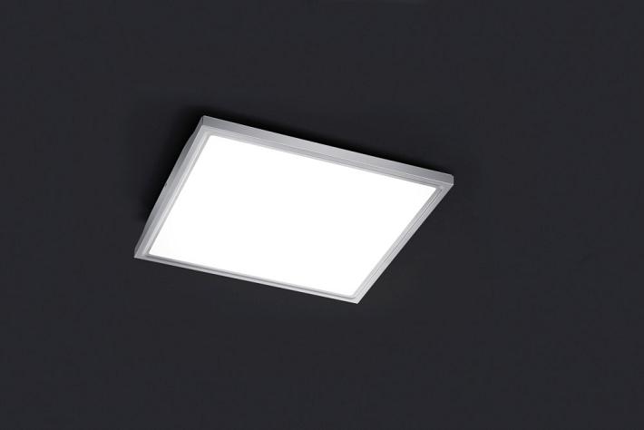 schicke einbauleuchte edelstahl led einbaustrahler beleuchtung innen decke ebay. Black Bedroom Furniture Sets. Home Design Ideas