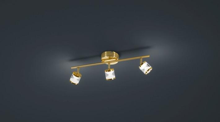 Plafoniere Led Osram : Elegante deckenleuchte in messing deckenlampe decke leuchte led