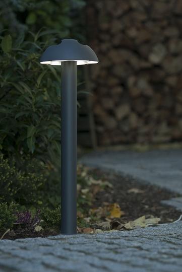 Moderne led stehleuchte wegbeleuchtung wegeleuchte garten leuchte ebay - Wegbeleuchtung garten ...