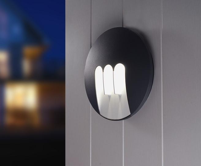 Moderno led per esterni illuminazione da giardino luce da parete