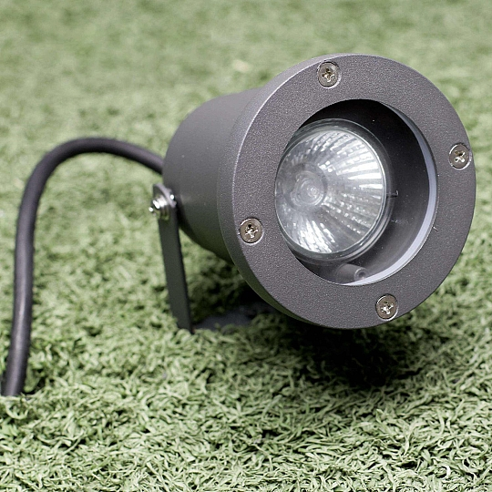 au enleuchte mit erdspie fassadenstrahler wegleuchte weglampe gartenlampe licht ebay. Black Bedroom Furniture Sets. Home Design Ideas
