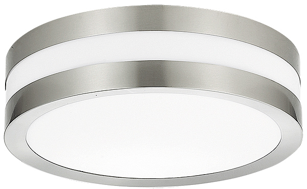 Plafoniera Da Esterno Con Doppia Lampada : Elegante parete plafoniera in acciaio tondo lampada a per