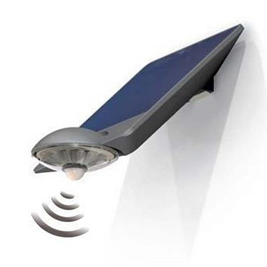 haut qualit lampe solaire avec d tecteur de mouvement. Black Bedroom Furniture Sets. Home Design Ideas